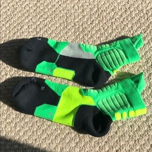 Nike drift ankle socks ; youth large